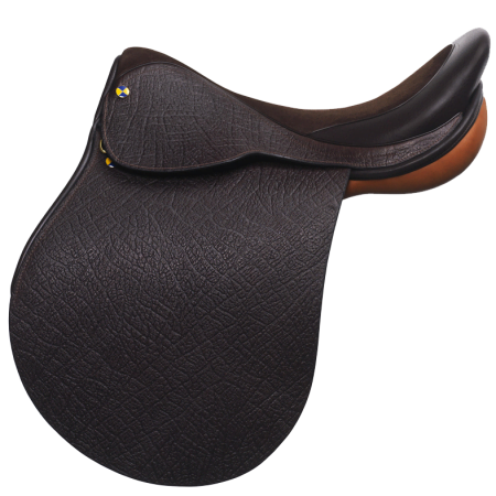 Ona Polo Saddle Brown
